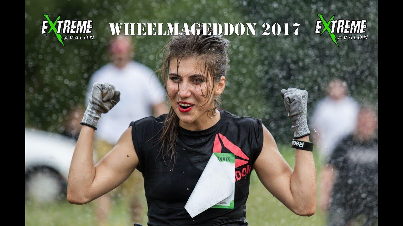 WHEELMAGEDDON 08.07.2017 - ekstremalny bieg na wózkach