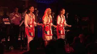 피아니스트 최윤미, The New York Nightingales   Three Little Sisters