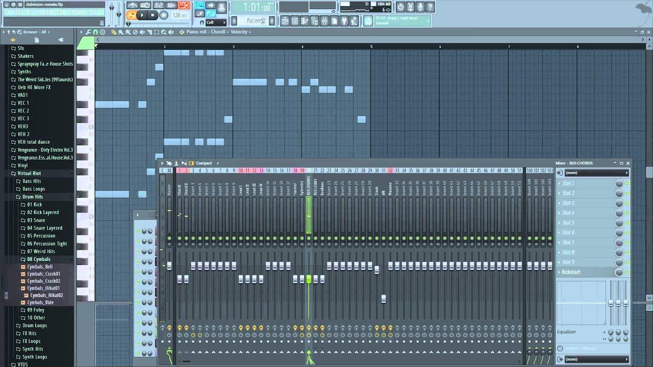 Dubvision - Vertigo (FL Studio Remake)