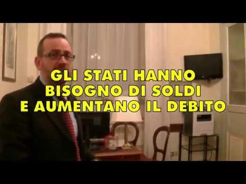 Francesco Filini - Ufficio Studi Fdi Spiega Il Meccanismo Del Debito Inestinguibile