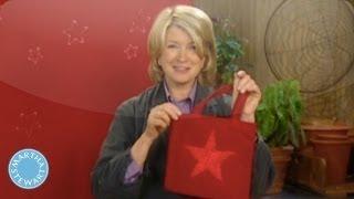 Patriotic Tote Bags - Memorial Day - Martha Stewart