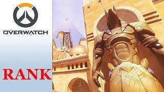 [Rank] Cùng chơi Overwatch - Leo Rank mùa 2 - Đền Thờ Anubis