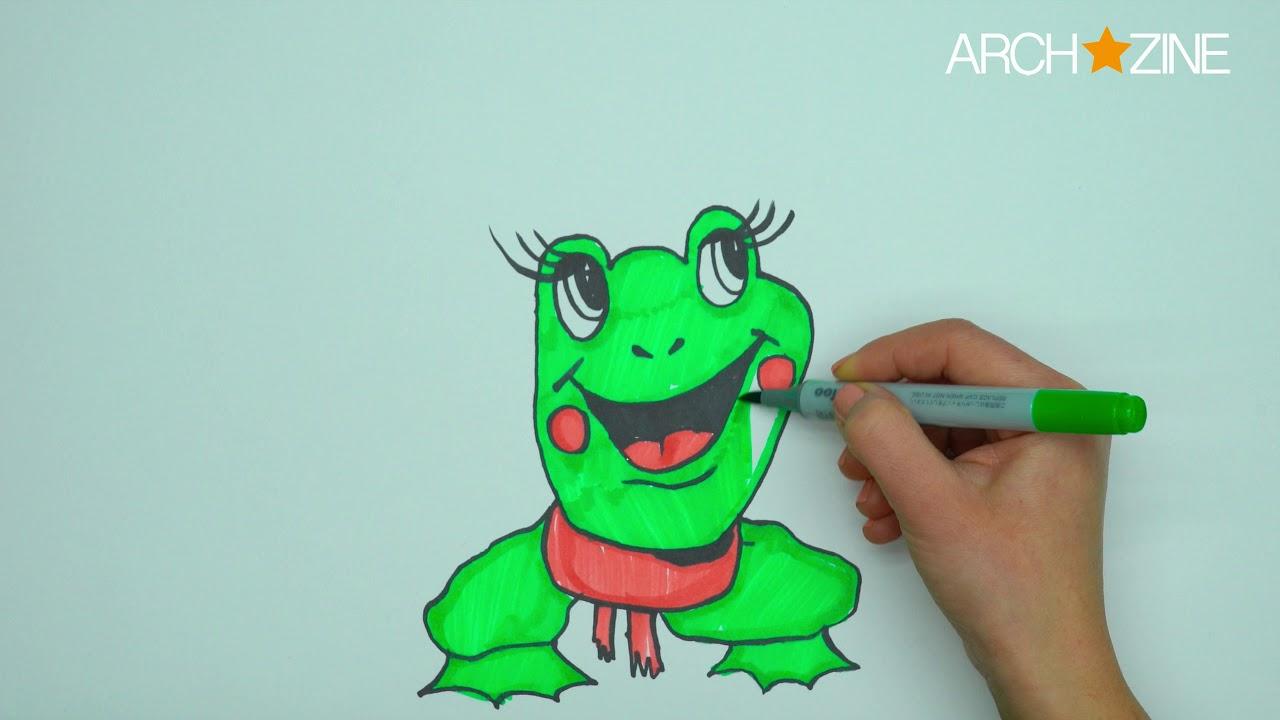 Handprint Drawing Tricks For Kids