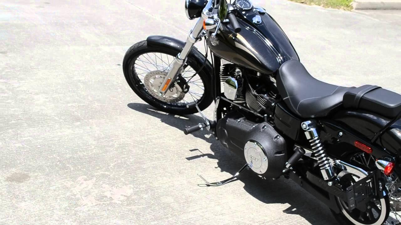 Harley Davidson Baton Rouge >> 2016 Harley-Davidson Dyna Wide Glide Black Quartz with ...