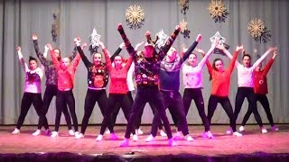 Christmas Dance | Slayground Choreography (Jingle Bell Rock Mix)