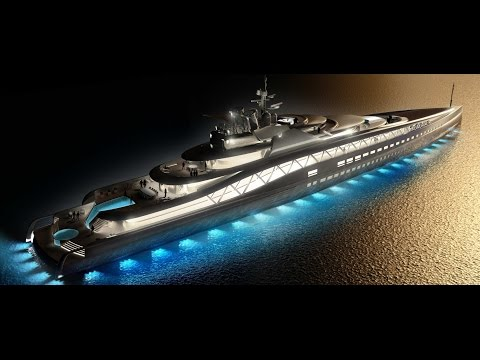 #LUXURY YACHT Fortissimo #LIVE RICH