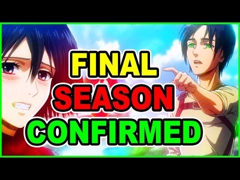 Final Attack On Titan Season 4 CONFIRMED! Ocean Time | Attack On Titan Season 3 Part 2 Episode 10