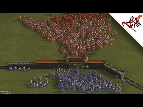 Cossacks 3 - 8P FFA SURVIVAL OF THE FITTEST | Multiplayer Gameplay