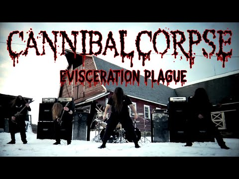 "Cannibal Corpse ""Evisceration Plague"" (OFFICIAL VIDEO)"