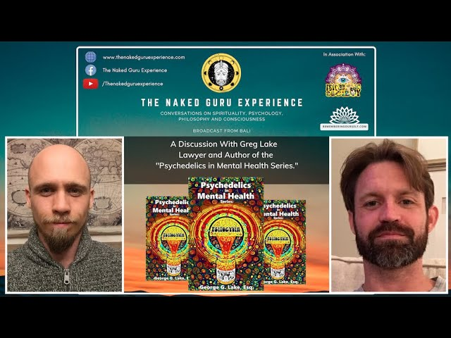 EP. 21: Greg Lake | Attorney Behind Founding Psychedelic Churches Worldwide