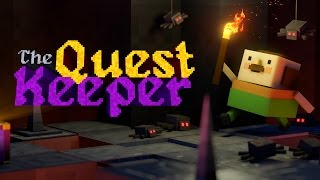 The Quest Keeper (iOS/Android) release trailer!
