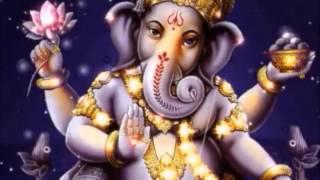 OM SHRI GANESHAYA NAMAHA* Se repite 108 veces  visualizando el Dios Elefante.