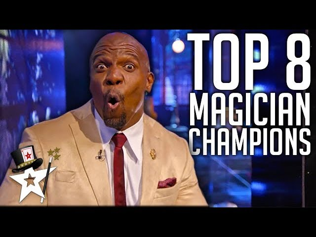 Best Magicians In The World on Americas Got Talent: The Champions | Magicians Got Talent