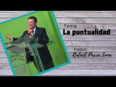 La Puntualidad | Rafael Parra