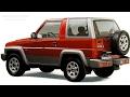 Ubicación Conector De Diagnóstico OBD Jeep Daihatsu Feroza