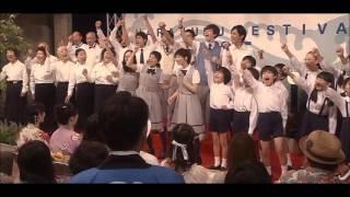 『表参道高校合唱部!』第4話の名場面「原宿祭りメドレー」の曲をスライ...