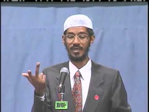 Why was QURAN revealed in arabic   by Zakir Naik !!!