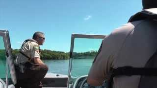 Stearns County Water Patrol Keep Lakes Safe During Summertime