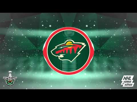 Minnesota Wild 2016 Playoff Goal Horn (Tribute To Prince: Link In Description)
