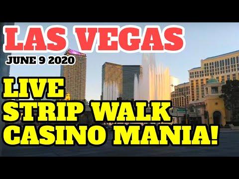Las Vegas Strip Hotel Casino Reopening Tour!