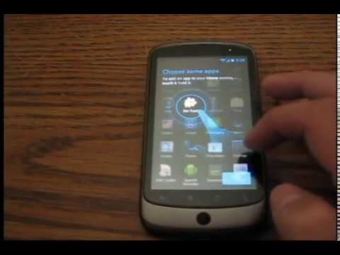 Android Jelly Bean 4.1.1 on Nexus One