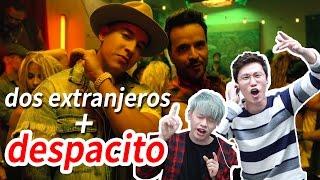 Luis Fonsi, Daddy Yankee-Despacito (cover de dos extranjeros) [hallyuber_coreanita]