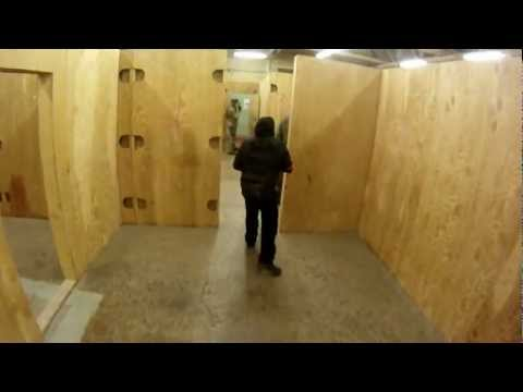 Canadian Forces Base Shilo Airsoft Vid 5