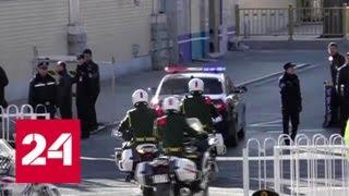 Тайный Ким: лидер Северной Кореи приехал в Китай на спецпоезде - Россия 24