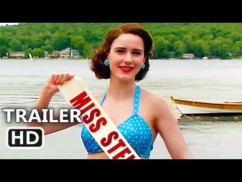 THE MARVELOUS MRS. MAISEL Season 2 Trailer (2018) TV Show HD