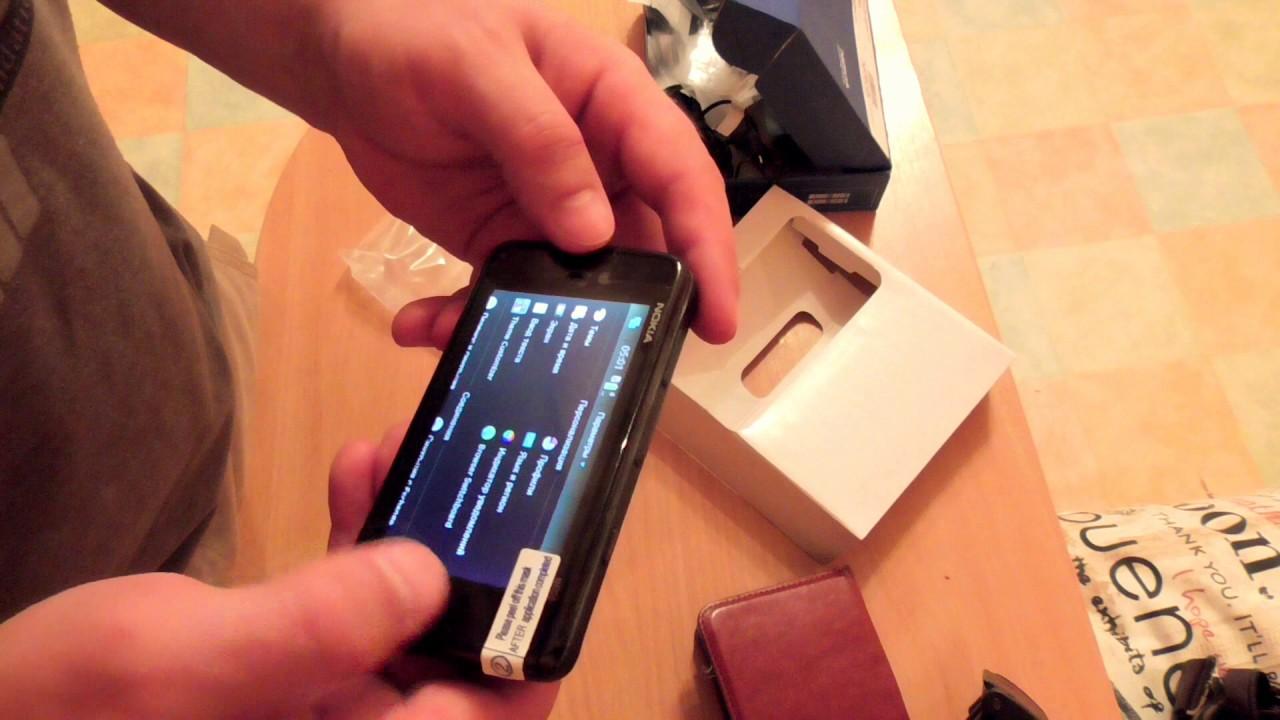 Nokia n96 - Актуальный старичок. - YouTube