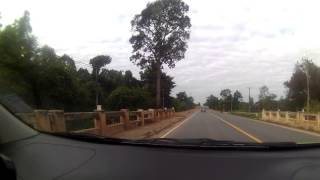 Repeat youtube video On the Road, Somdet to Kalasin City. Thailand