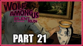 Affluenza, the Great Killer - The Wolf Among Us Silent Run (Part 21)