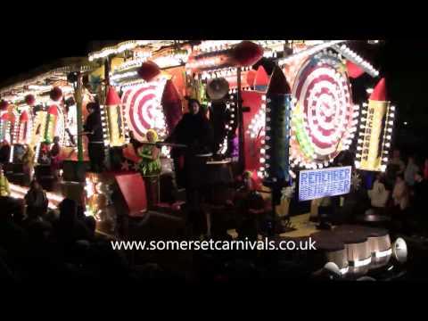 Road closures weston super mare carnival