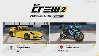 The Crew 2 - April Vehicle Drop Trailer
