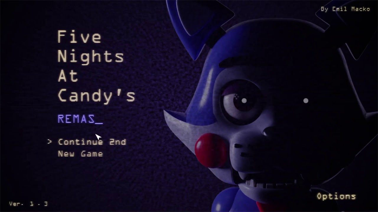 Five Nights at Candy's Remastered| #1