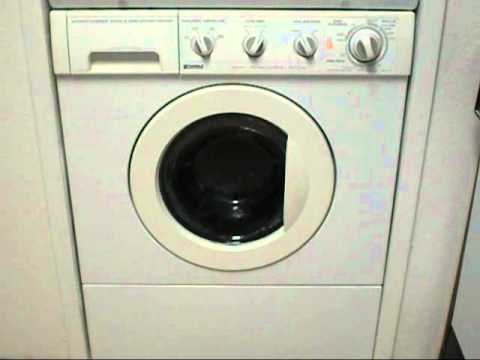 Kenmore / Frigidaire 417 model washer repair on