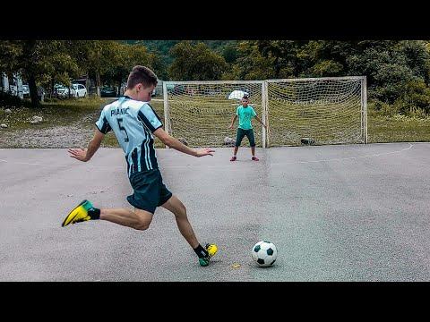 ULTIMATE FOOTBALL CHALLENGE !