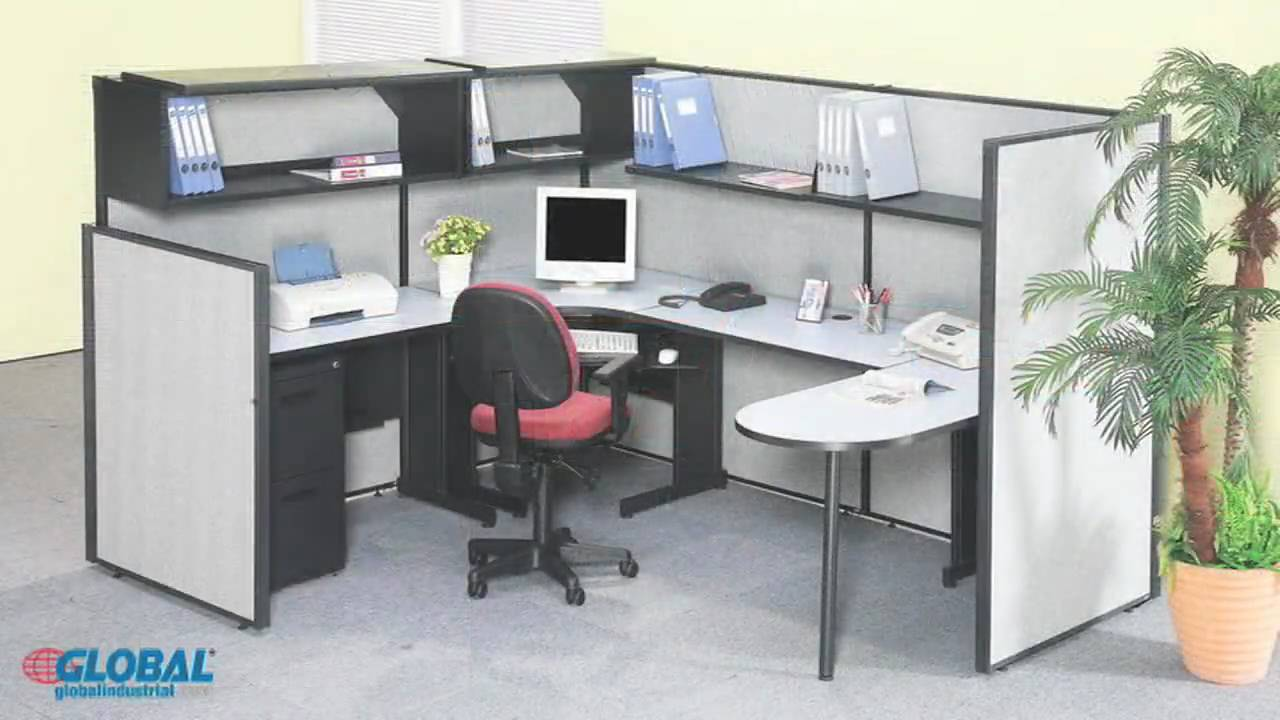 Global Office Furniture And Partitions Youtube
