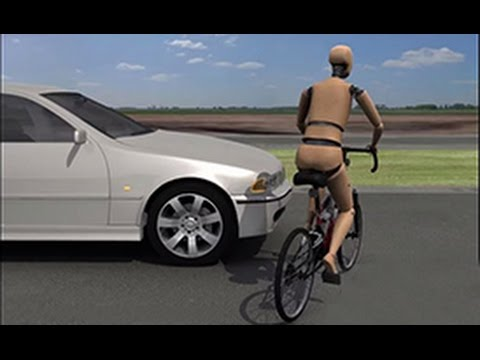 Bike Accident Animation Examples