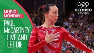 """Beth Tweddle's performance to """"Live and Let Die"""" by Paul McCartney & Wings 