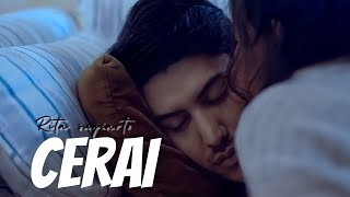 Rita Sugiarto - Cerai | Official Music Video