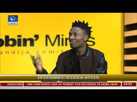 I Am Not In Competition With Anybody - Efe Pt.1 |Rubbin Minds|