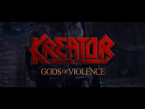 KREATOR - Gods Of Violence - Out Now (OFFICIAL TRAILER)