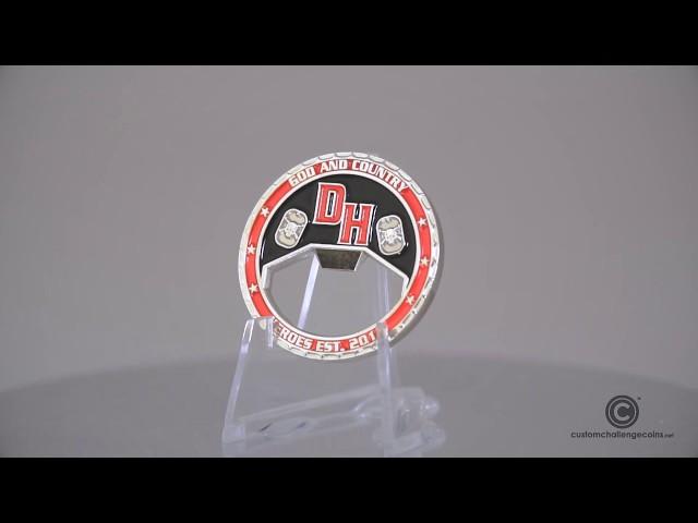 Custom Challenge Coins - Custom Military Coin