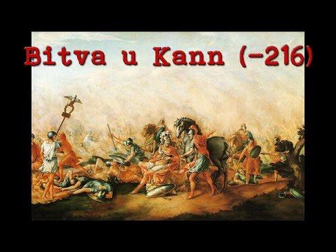 Total War: Rome II - Bitva u Kann (216 před. n. l.)
