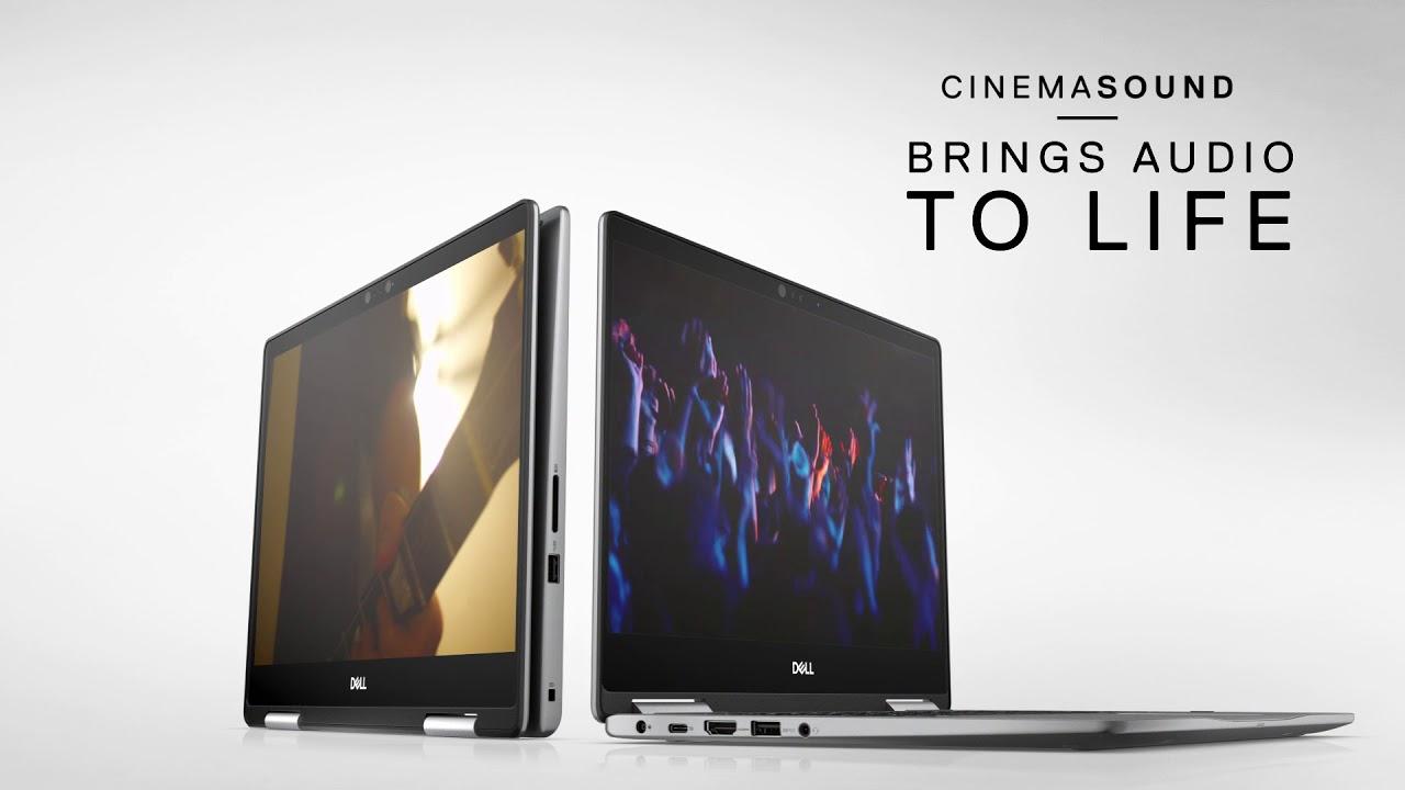 DellCinema: CinemaSound