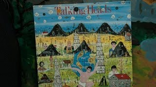 EMS-91122 Little Creatures/Talking Heads LP record トーキングヘッズ...
