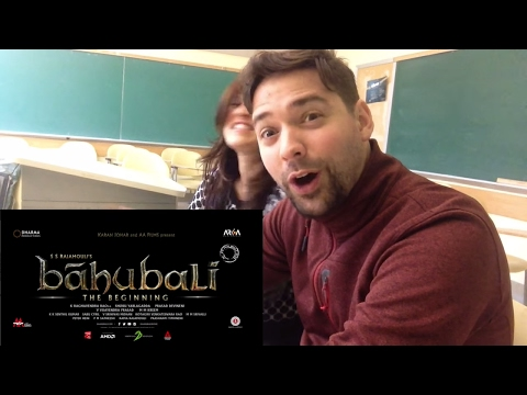 Thumbnail: 🔥🔥🔥BAAHUBALI trailer reaction by CALIFORNIANS (must watch NOW) !