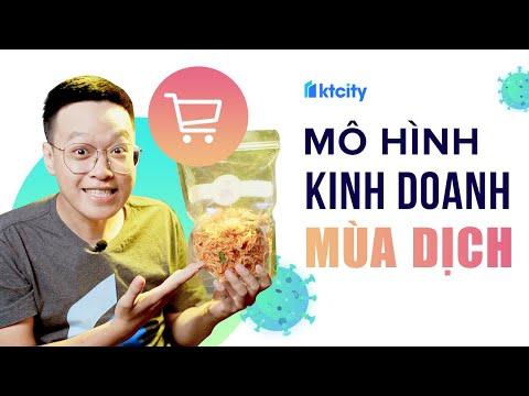 (Review) Các mô hình kinh doanh online vốn ít lời cao trong mùa dịch Covid - Maya | KTcity