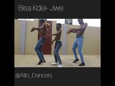 BISA KDEI - JWE SHORT DANCE VIDEO BY ALLO DANCERS
